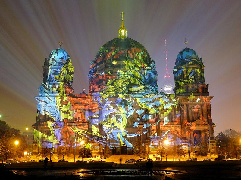 Nachtleben In Berlin