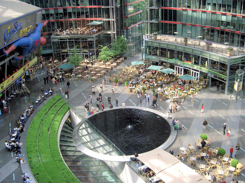 Bezirke von Berlin - Ferienunterkunft Berlin